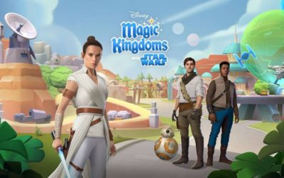 "Gameloft Introduces Star Wars Characters and Locations to ""Disney Magic Kingdoms"""