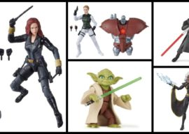Hasbro Reveals Marvel and Star Wars Figures Coming in Spring 2020