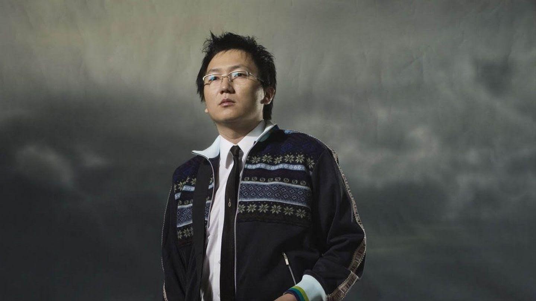 "Masi Oka as Hiro Nakamura in ""Heroes."""