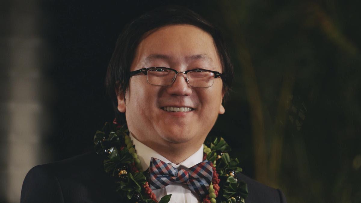 "Masi Oka as Max Bergman in ""Hawaii 5-0."""