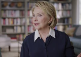 """Hulu Announces Four-Part Docuseries """"Hillary"""" to Debut in March 2020"""