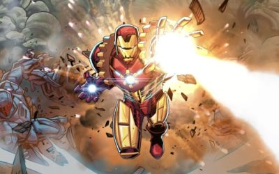"Marvel Comics Release Trailer for ""Iron Man 2020"" Featuring Arno Stark as Iron Man"