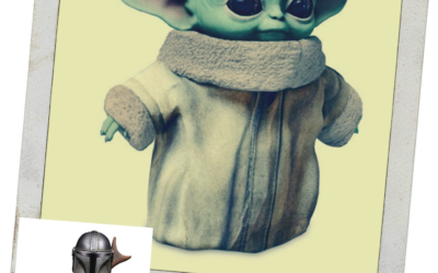 "New ""Baby Yoda"" and ""The Mandalorian"" Merchandise Arrive on Entertainment Earth"