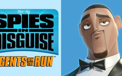 """""""Spies in Disguise: Agents on the Run"""" Mobile Game to Launch December 25"""