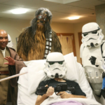 "Patient at British Hospice is Surprised with Special Early Screening of ""Star Wars: The Rise of Skywalker"""
