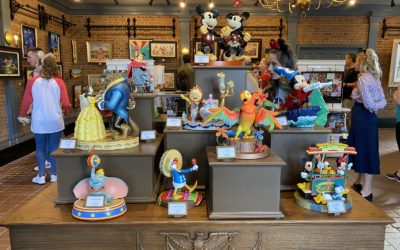 Photos - New Art of Disney Store Now Open at Epcot