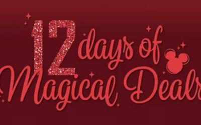 shopDisney Celebrates 12 Days of Magical Deals