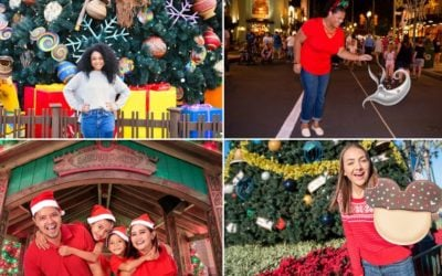 Special Holiday Disney PhotoPass Opportunities Available Throughout Walt Disney World