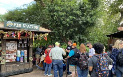 Special New Year's Eve Pin Trading Opportunity Comes to Disney's Animal Kingdom