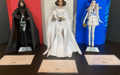 Toy Review: Star Wars x Barbie Signature Doll Collection