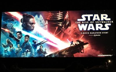 Recapping the Star Wars Marathon at the El Capitan Theatre