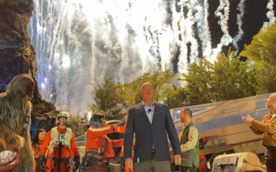 Star Wars: Rise of the Resistance Debuts at Disney's Hollywood Studios with Dedication Ceremony