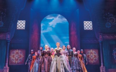 """Stars from the National Tour of """"Frozen"""" to Perform Live During the 2020 Rose Parade"""
