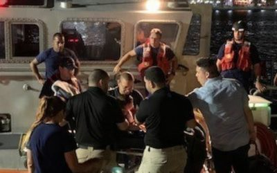Toddler Evacuated from Disney Cruise Line Following Medical Emergency
