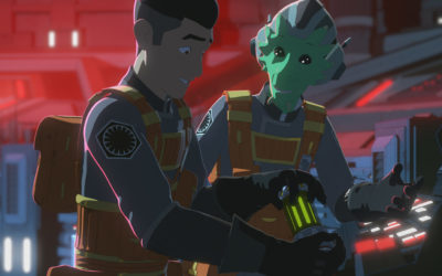 "TV Recap: ""Star Wars Resistance"" Season 2, Episode 11 - ""Station to Station"""