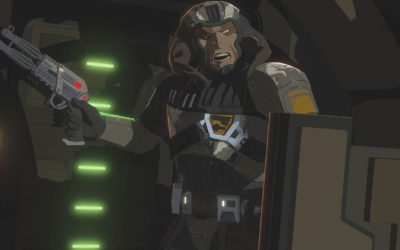 "TV Recap: ""Star Wars Resistance"" Season 2, Episode 12 - ""The Missing Agent"""