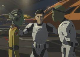 "TV Recap: ""Star Wars Resistance"" Season 2, Episode 13 - ""Breakout"""