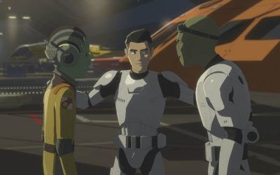 "TV Recap: ""Star Wars Resistance"" Season 2, Episode 13 - ""Breakout"""