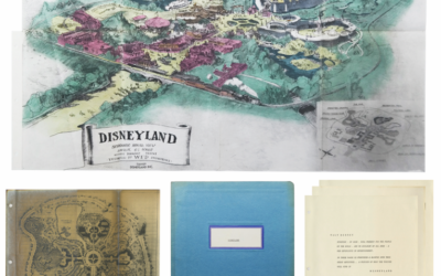 "Van Eaton Galleries to Host ""A History of Disneyland & Walt Disney World"" Auction This Weekend"