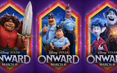 "Pixar Releases New Trailer and Posters for ""Onward,"" Announces Additional Cast"