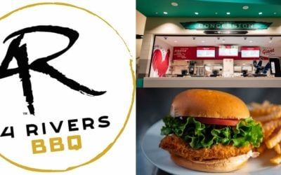 4 Rivers Opens Two Additional Eateries at ESPN Wide World of Sports Complex