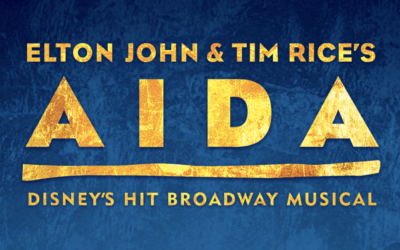 "Disney Theatrical Productions' ""Aida"" Set for 2021 North American Tour"