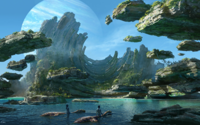 """James Cameron Releases 4 Images from """"Avatar 2"""" at CES"""