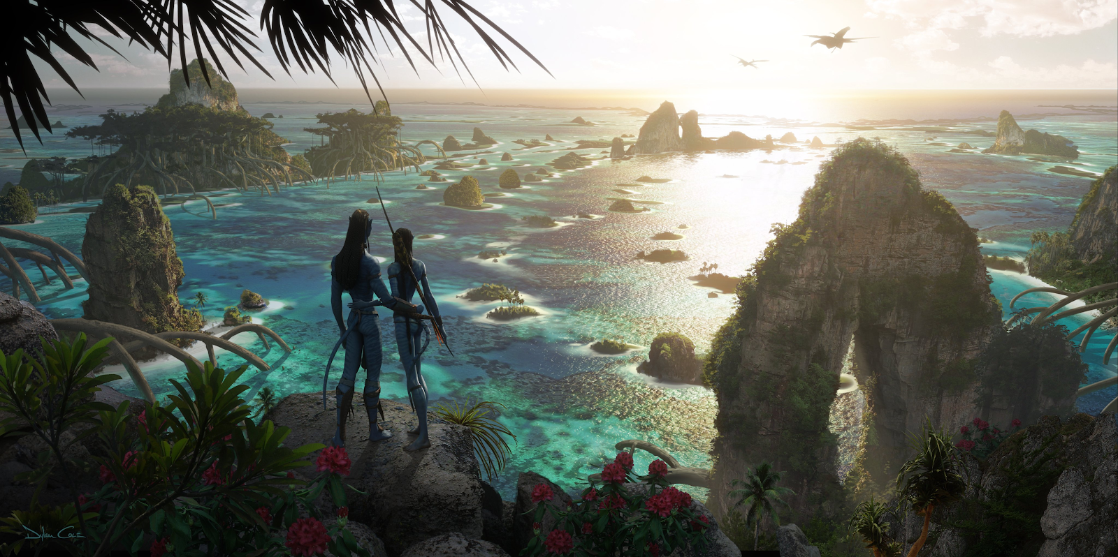 """James Cameron Releases 4 Images from """"Avatar 2"""" at CES ..."""