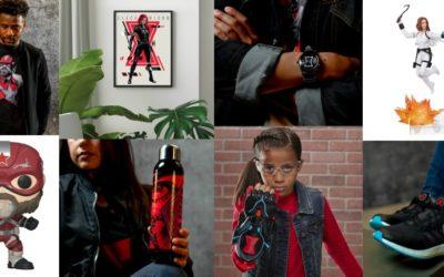 "Merchandise Preview: Marvel's ""Black Widow"""