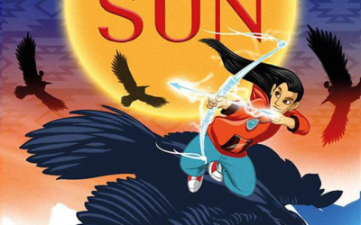 """Book Review: """"Race to the Sun"""" by Rebecca Roanhorse"""