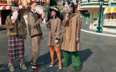 Celebrate Year of the Mouse with Disney x Gucci Collection
