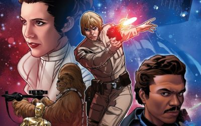 "Comic Review - ""Star Wars"" (2020) #1"