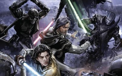 """Comic Review - """"Star Wars: The Rise of Kylo Ren"""" #2"""