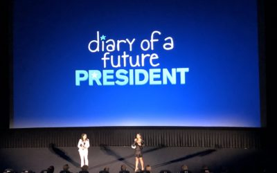"""Disney+ Original Series """"Diary of a Future President"""" Holds Star-Studded Premiere Event in Hollywood"""
