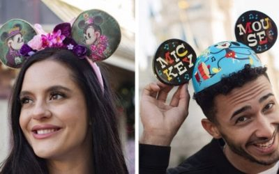 New Additions to Disney Parks Designer Collection Debut this Week