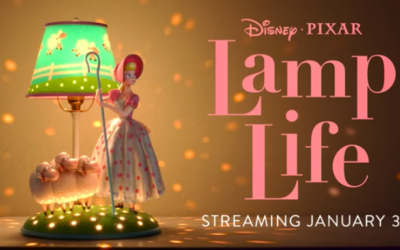 "Disney-Pixar's ""Lamp Life"" Trailer Released Ahead of Disney+ Debut Later This Month"