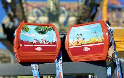 New Disney Skyliner Popcorn Bucket Glides Into Epcot