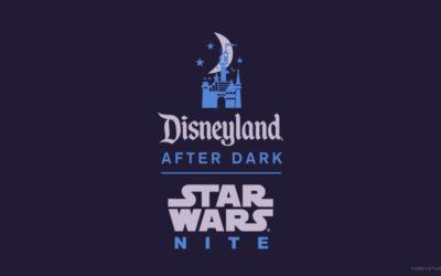 Disneyland After Dark: Star Wars Nite to Return This Summer