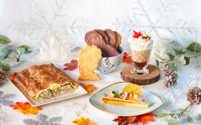 "Disneyland Paris Shares a Look at ""Frozen Celebration"" Food and Beverage"