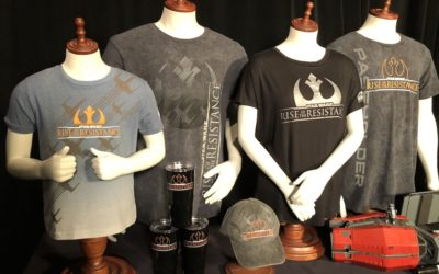 Disneyland Reveals New Star Wars: Rise of the Resistance Merchandise