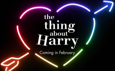 "Freeform Announces Valentine's Day Premiere Date for Same-Sex RomCom ""The Thing About Harry"""
