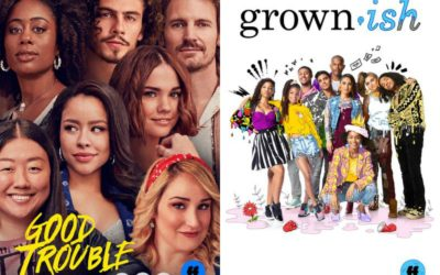"Freeform Renews ""Good Trouble"", ""Grown-ish"" for New Seasons, Shares First Look at ""Siren"" Season 3"