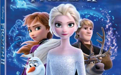 """Frozen 2"" Coming to Blu-Ray, Digital Home Release This February"