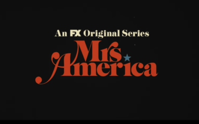 "FX Announces Premiere Date, Releases Trailer for Limited Series ""Mrs. America"""