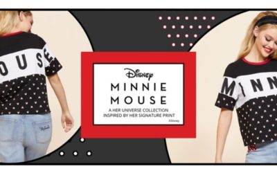 Her Universe's Minnie Mouse Collection Will Have You Seeing Spots!