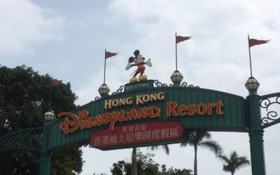 Hong Kong Disneyland Temporarily Closing Due to Spreading Coronavirus