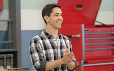 """Justin Long to Host Disney+ Competition Series """"Shop Class"""""""