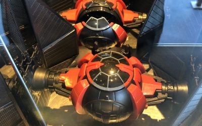 Kylo Ren TIE Fighter Mug Debuts at Disneyland's Galactic Grill