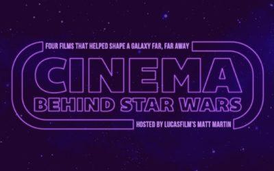 "Lucasfilm's Matt Martin Hosts ""Cinema Behind Star Wars"" Screening Series at Alamo Drafthouse Los Angeles"
