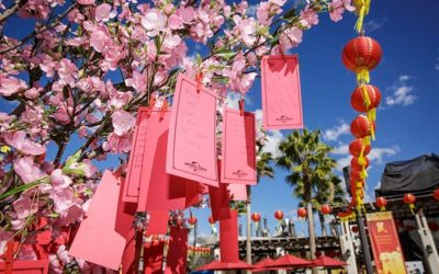 Lunar New Year Celebrations Are Coming to Universal Studios Hollywood
